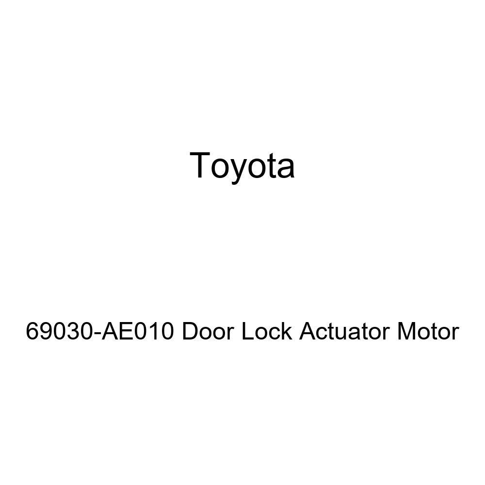 Toyota 69030-AE010 Door Lock Actuator Motor