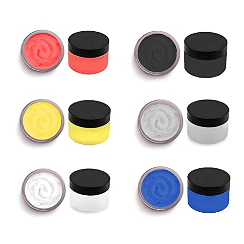 DGAGA Chalk Paste Self Adhesive Stencils Paint Screen Printing Ink Set For Mesh Transfer DIY Home Decor, Wood Signs, Canvas, Glass, Chalk Arts, Crafts