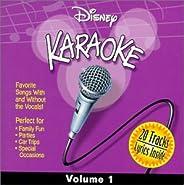 Disney Karaoke, Volume 1