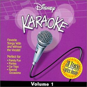 Disney Karaoke, Volume 1 ()