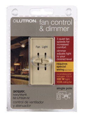 fan control and light switch - 8