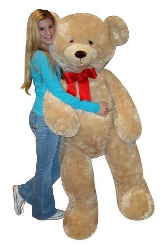 Teddy Bear Charities (FHC Jumbo Teddy Bear Tan)