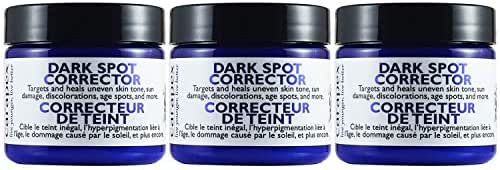 Carapex Dark Spot Corrector, for Uneven Skin Tones, Acne Scars and Marks, Gentle Treatment Cream Suitable for Face, Body and Hands, Packed with Natural Ingredients (3-Pack)