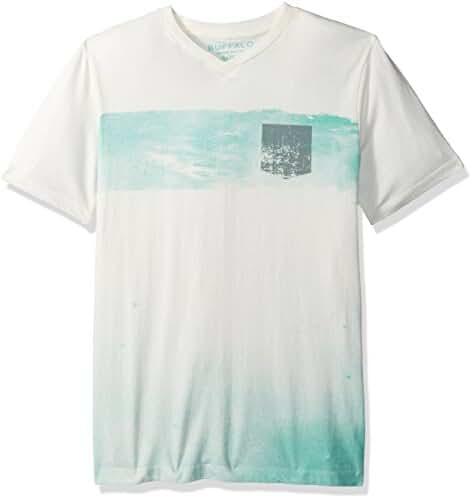 Buffalo by David Bitton Big Boys' Nimpis Short Sleeve Tee Shirt
