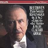 Beethoven-Sonate pour Piano N 31 en la Bemol Majeur Op 110-C Laudio Arrau-