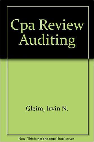 CPA Auditing & Attestation
