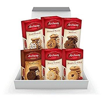 (Archway Cookie Bundle: 6 Pack)