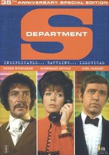 Department S - Complete Series - 7-DVD Box Set [ NON-USA FORMAT, PAL, Reg.0 Import - Australia ]