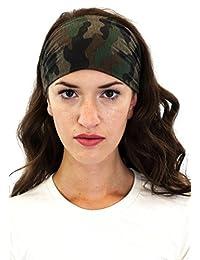 Buy Cool Shirts Womens Camo Headband