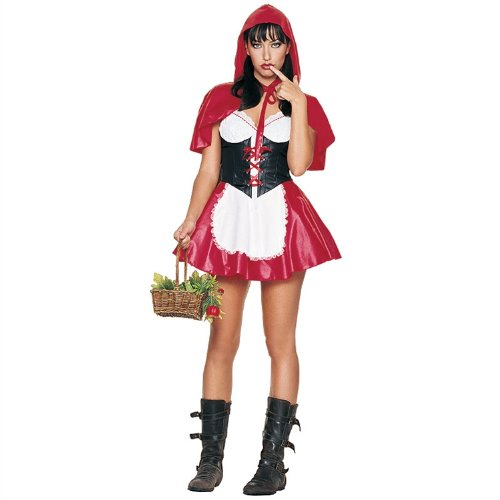 Male Little Red Riding Hood Costumes (Little Red Riding Hood Adult Costume)