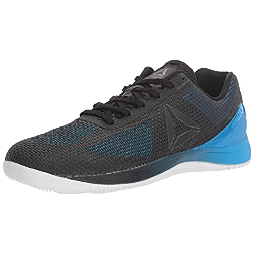 Reebok Men's Crossfit Nano 7.0 Cross-Trainer Shoe, Blue Beam/Horizon  Blue/Black/White/Lead, 10 M US