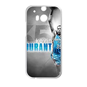 Kevin Durant StylishHigh Quality Comstom Plastic case cover For HTC M8
