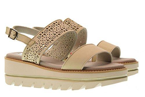 Callaghan Zapatos De Mujer Sandalias Bajas 22705 22705 Bajas Arena De Molienda 882994