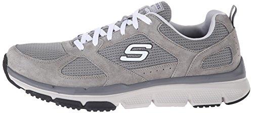 Skechers Sport Optimizer moda della scarpa da tennis Grigio