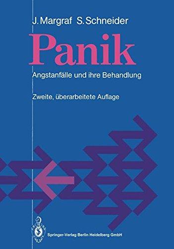 Panik: Angstanfälle und ihre Behandlung