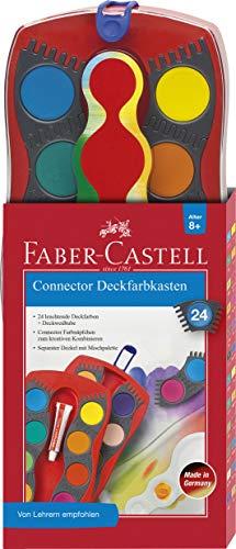 Faber-Castell 125031 - Estuche de 24 Colores