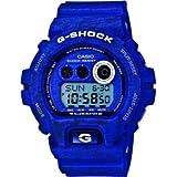 Casio - GD-X6900HT-2ER - G-Shock - Montre Homme - Quartz Digital - Cadran Bleu - Bracelet Résine Bleu