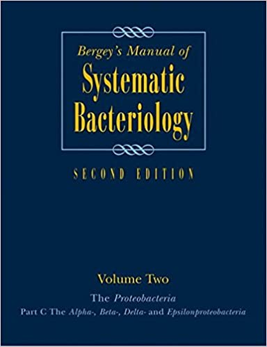 Lataa ebookeja sytytystorteille Bergey's Manual® of Systematic Bacteriology: Volume 2: The Proteobacteria, Part B: The Gammaproteobacteria (Bergey's Manual of Systematic Bacteriology (Springer-Verlag)) RTF 0387241442