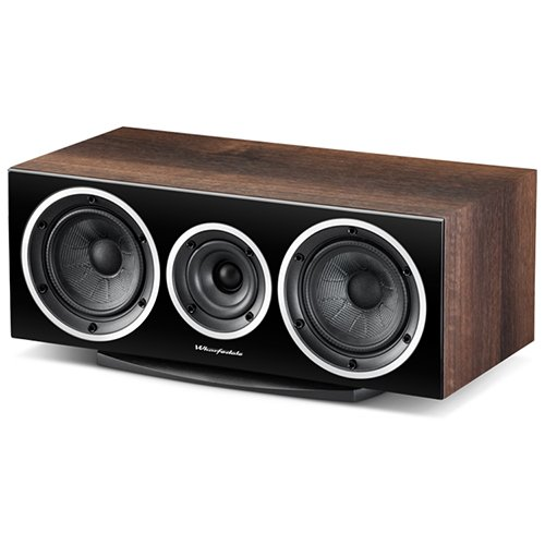 Wharfedale Diamond Series 2-Way Center-Channel Speaker Walnut WHD220CWLNT