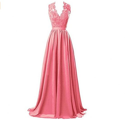 Wassermelone Kleid Beauty KA Mädchen KA Beauty YnxI7qpwgX
