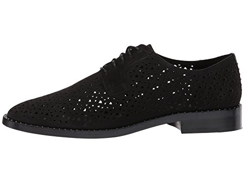Vince Camuto Women's Lesta Oxford Flat, Black, 6.5 Medium US by Vince Camuto