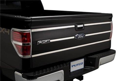 Putco 402702 Stainless Steel Rocker (Ford F150 Putco Tailgate)