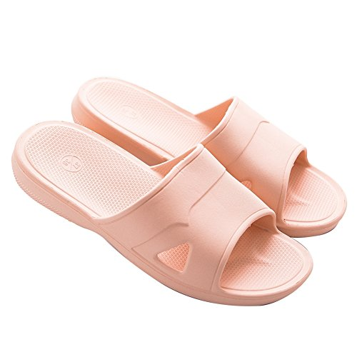 Sole Foams Pool Slippers Orange Slipper slip Sandals Adult Dk Mianshe Bathroom Mule Soft Shoes Unisex Non Shower 8WwCFW140q