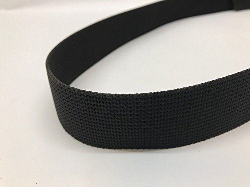 BlackHawk 44B7LGBK Men's Black Hook/Loop Inner Duty Belt Nylon - Large 38''-42'' by BlackHawk (Image #5)