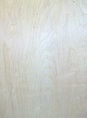 """1/8"""" Baltic Birch Plywood 12"""" X 48"""" 2-pack"""