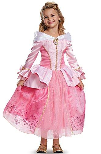 Aurora Prestige Disney Princess Sleeping Beauty Costume, One Color, Small/4-6X ()