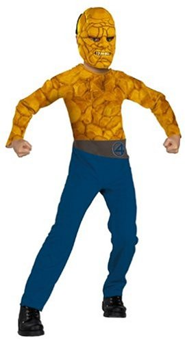 Disguise Fantastic Four The Thing Standard Child Costume: Size 10-12 -