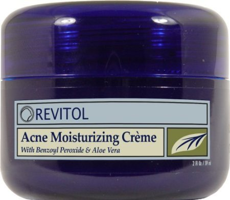 Revitol Acne Moisturizing Cream Gel Buy Online In Bermuda