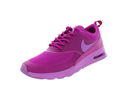 Sneakers Air Top NIKE Max Women's fuchsia flash Black glow fuchsia Low Thea 5wRYZq