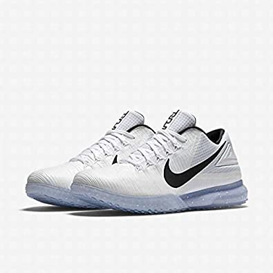 4ac2da19c0 Image Unavailable. Image not available for. Color: Nike Zoom Trout 3 Turf  White/Black ...