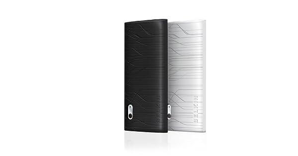 Amazon.com: Belkin Lillian funda de silicona funda 2-Pack ...