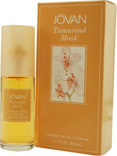 (Jovan Tamarind Musk By Coty For Women. Cologne Mist 1.5-Ounces)
