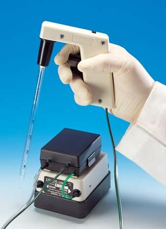 Drummond Scientific Pipet-Aid Complete with TC Nosepiece and Four Extra Filters