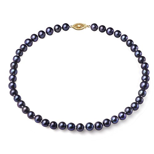 8mm 9mm Cultured Pearl Necklace - 9