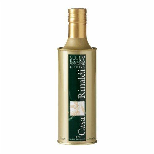 Case Olive Oil (Italian Extra Virgin Olive Oil 500 ml tin)
