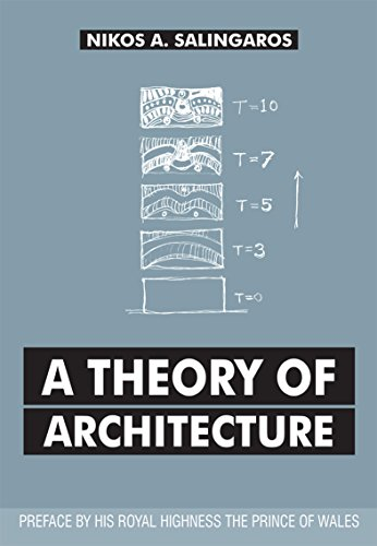 A Theory Of Architecture By Salingaros Nikos