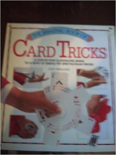 Read The Amazing Book of Card Tricks (Amazing book series) PDF, azw (Kindle), ePub, doc, mobi