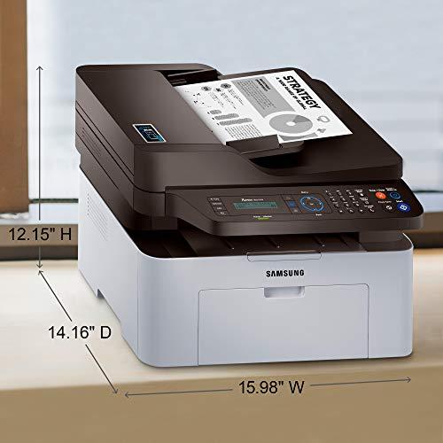 samsung xpress m2070fw wireless monochrome laser printer. Black Bedroom Furniture Sets. Home Design Ideas