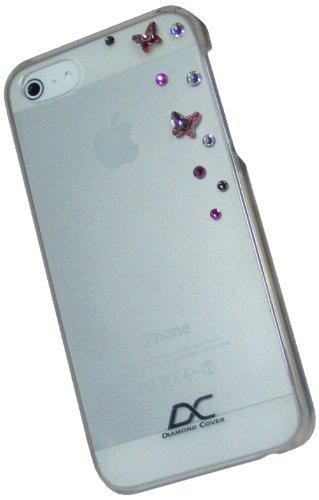 Diamond Cover 305089 Sky Case Designer Schutzhülle mit Kristallen von Swarovski  für Apple iPhone 5/5S