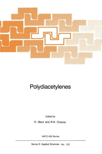 Polydiacetylenes: Synthesis, Structure and Electronic Properties (Nato Science Series E:) (Volume 102)