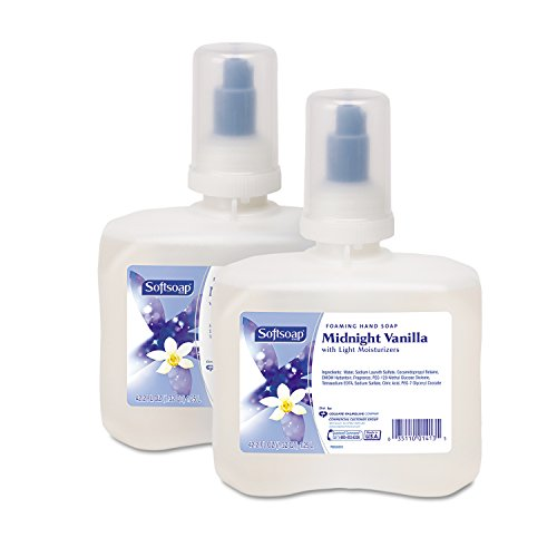Softsoap 01418 Foam Liquid Hand Soap Refill, 1250mL Bottle (Case of 2) (Softsoap Soap Refill Foam)