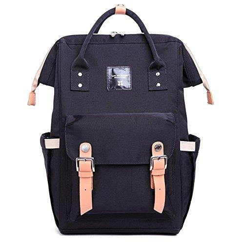 HaloVa Diaper Bag, Multi-Function Travel Backpack, Fashion N