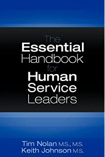 The essential handbook for highly effective human service managers the essential handbook for human service leaders fandeluxe Choice Image