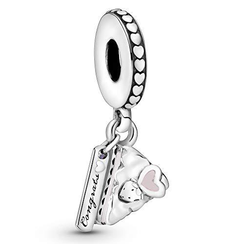 Pandora Jewelry Celebration Cake Sterling Silver Charm