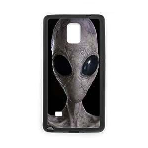 Alien Samsung Galaxy Note 4 Cell Phone Case Black O1661587