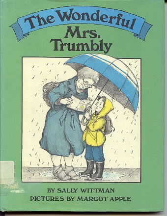 0060265116 - Sally Wittman: The Wonderful Mrs. Trumbly - Buch
